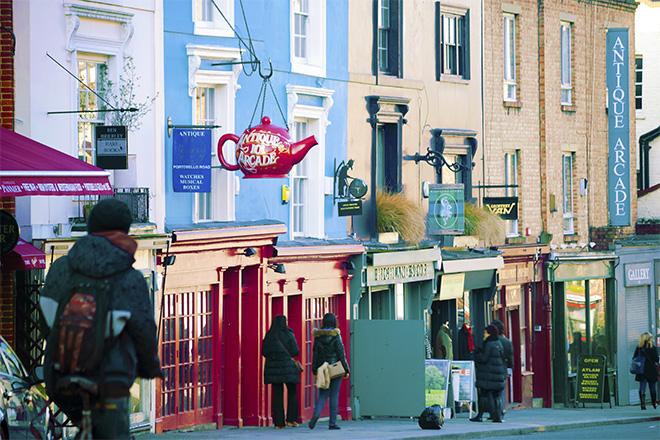 Rejouer Coup de foudre à Notting Hill