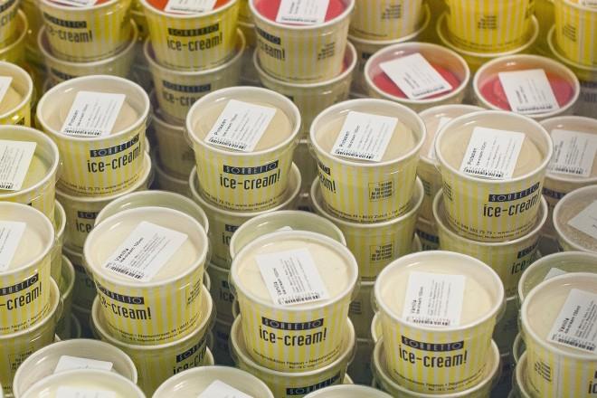 Sorbetto ice cream Zurich