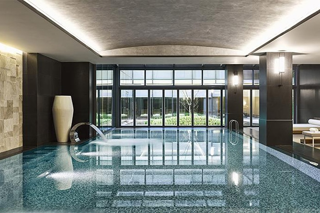 Willow Stream Spa at Fairmont Quasar Istanbul