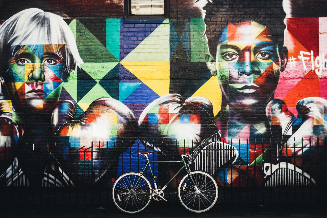 street art foto new york brooklyn manhattan