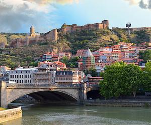 Улицы Старого Тбилиси