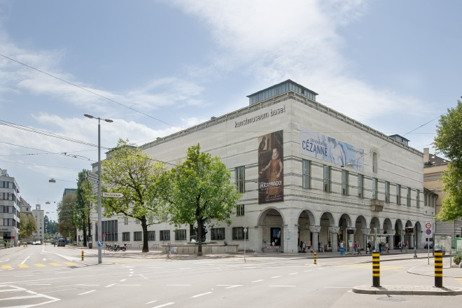 Kunstmuseum in Basel