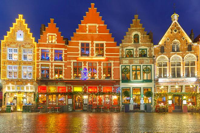 Brugge, artistieke Venetië