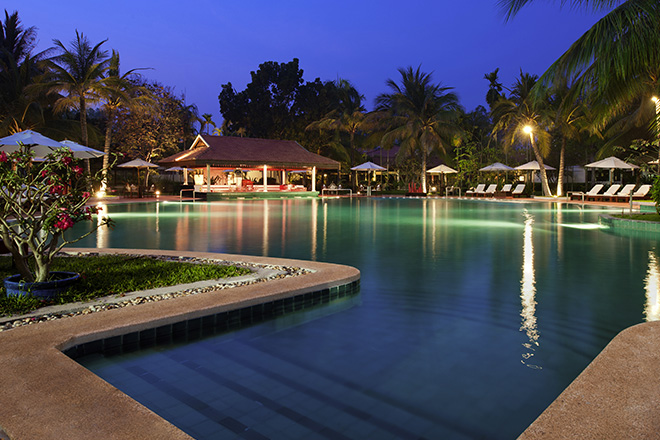 Séjour golf et culturel à Angkor