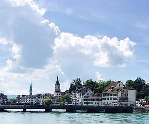 Scoprire Zurigo grazie ai nostri Insidertips