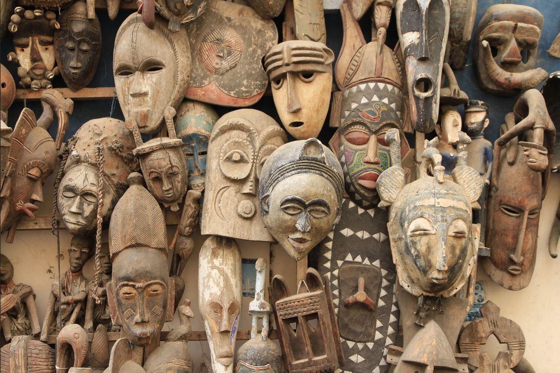 les marchés de Dakar