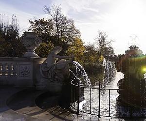 London in November