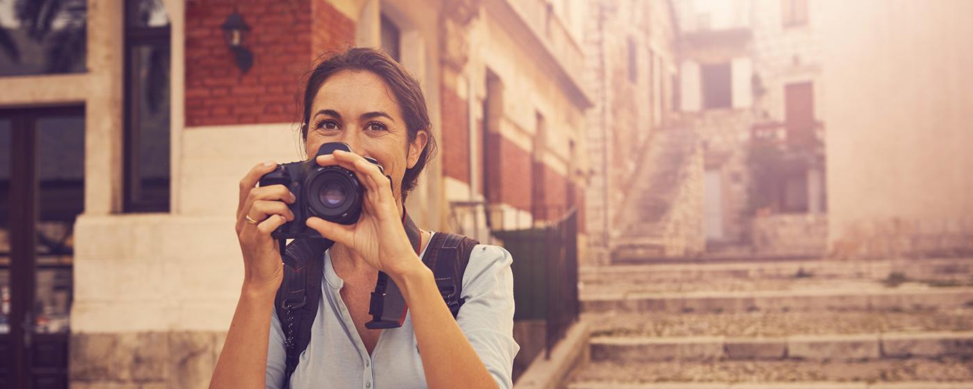 5 dicas para tirar belas fotos de viagem