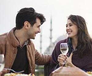 experience gastronomique couple