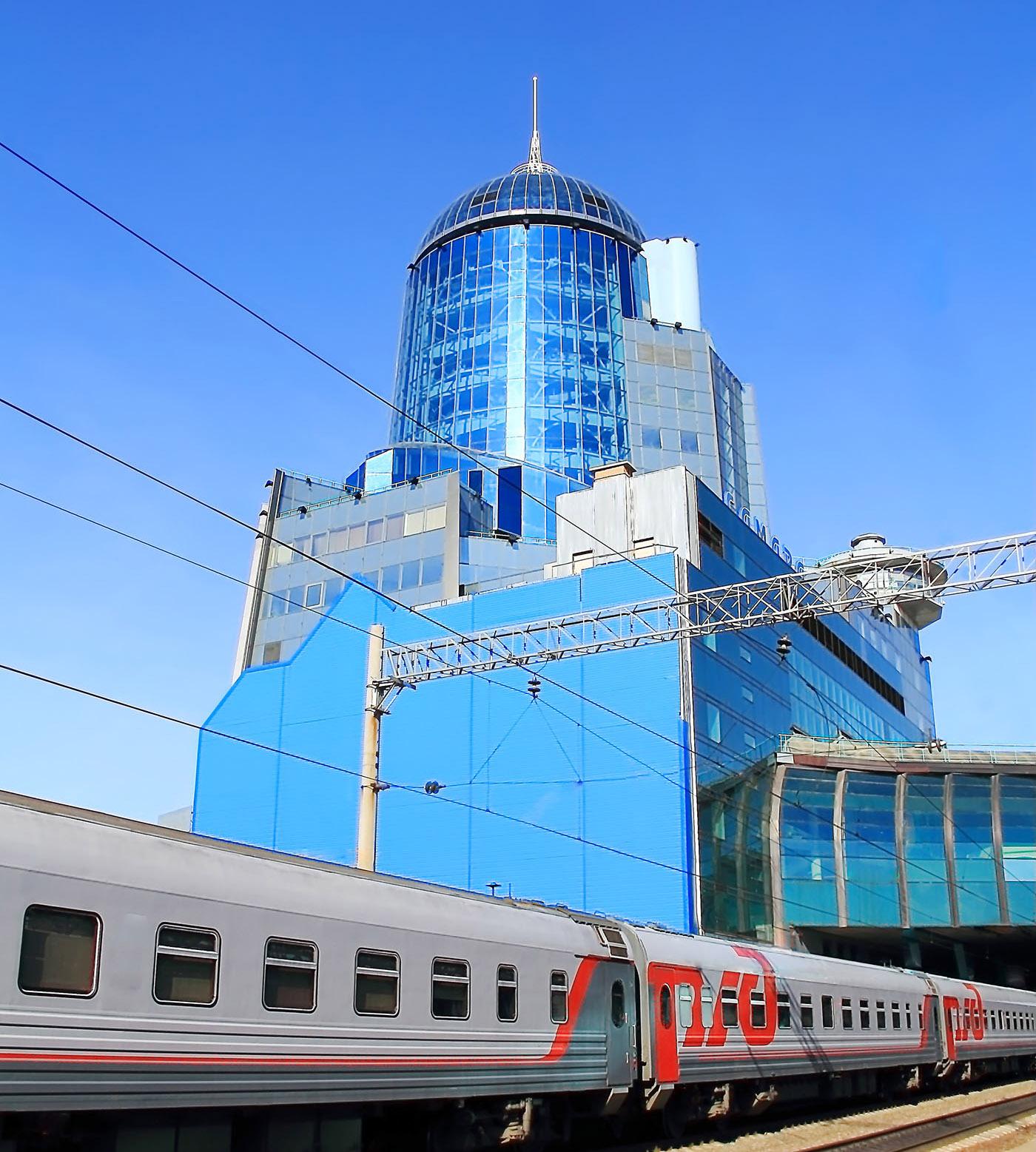 Вокзал в Самаре