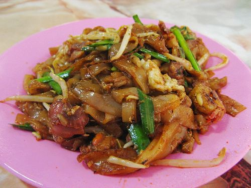 Fried Kway Teow