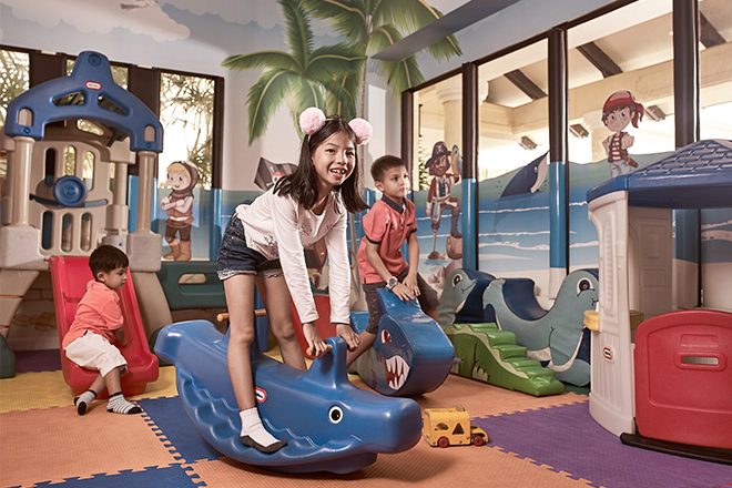 Best kids clubs in Thailand: Sofitel Krabi Phokeethra Golf Spa Resort