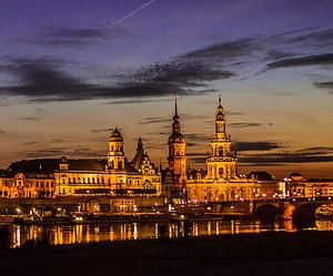 Sächsische Herzlichkeit in der Stadt an der Elbe