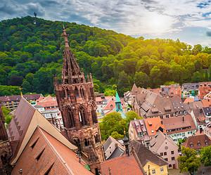 Historische Schwarzwaldmetropole