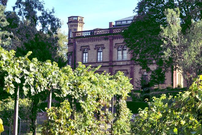 Colombischlössle in Freiburg