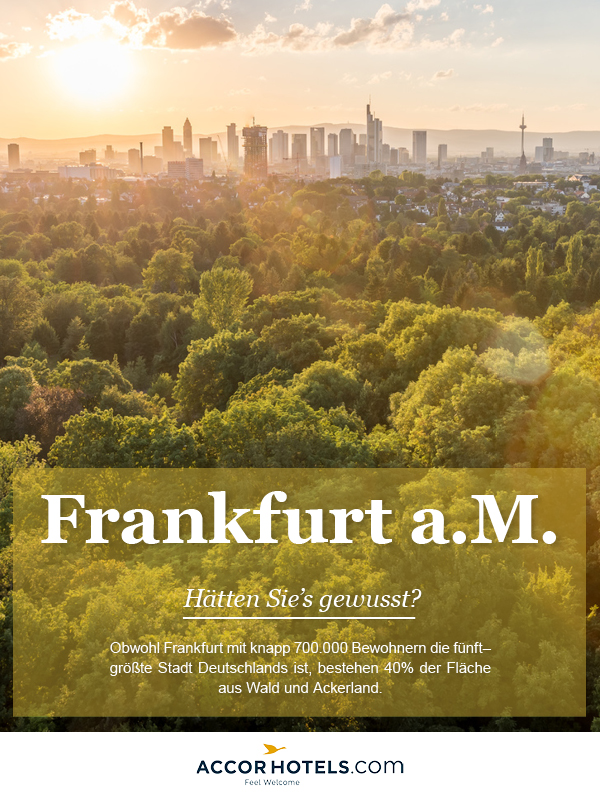 Infografik AccorHotels Frankfurt