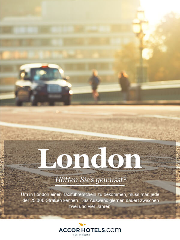 Infografik AccorHotels London