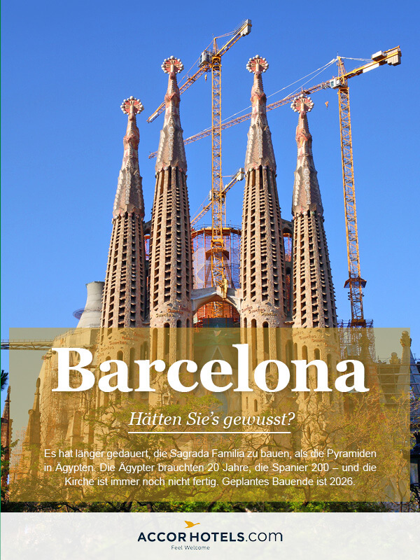 Infografik AccorHotels Barcelona