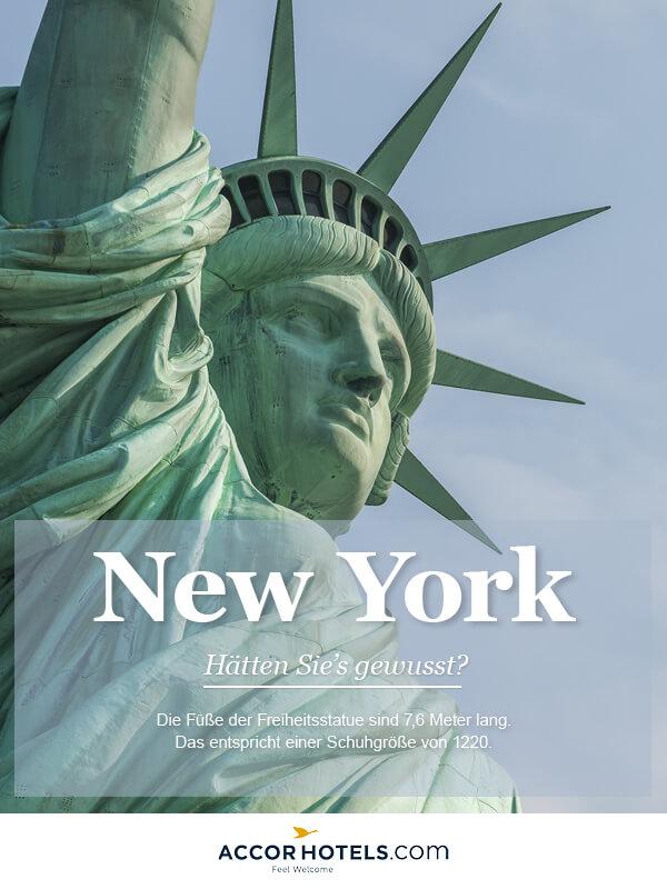 Infografik AccorHotels New York