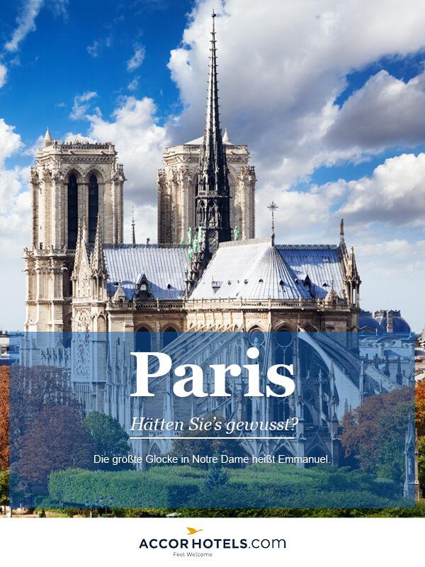 Infografik AccorHotels Paris