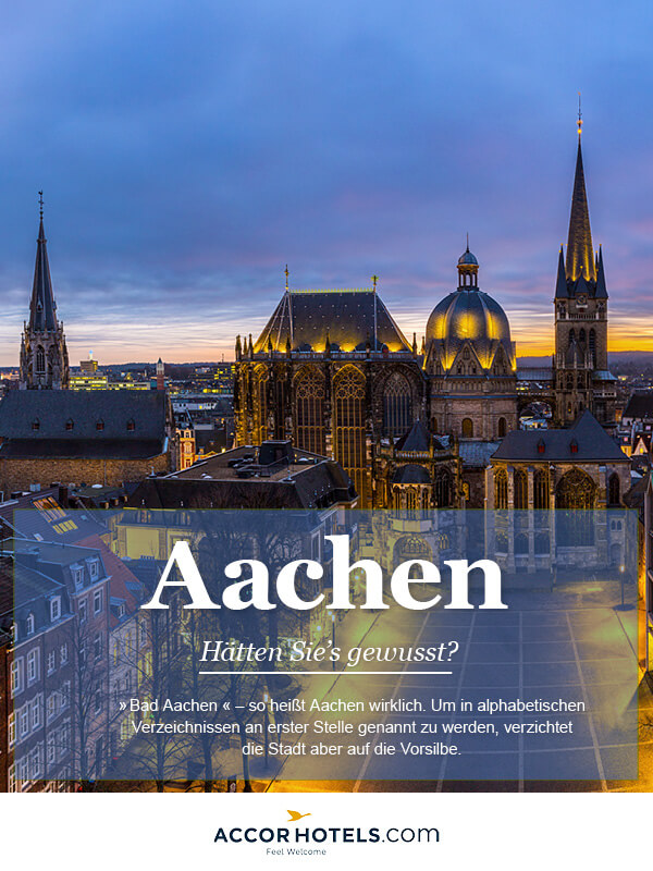 Infografik AccorHotels Aachen