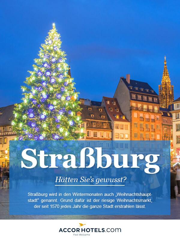 Fun Fact Straßburg