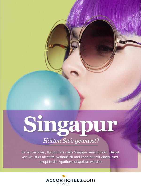 Fun Fact Singapur