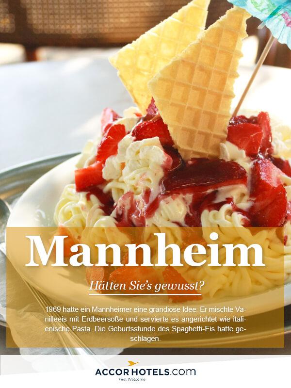 Fun Fact Mannheim