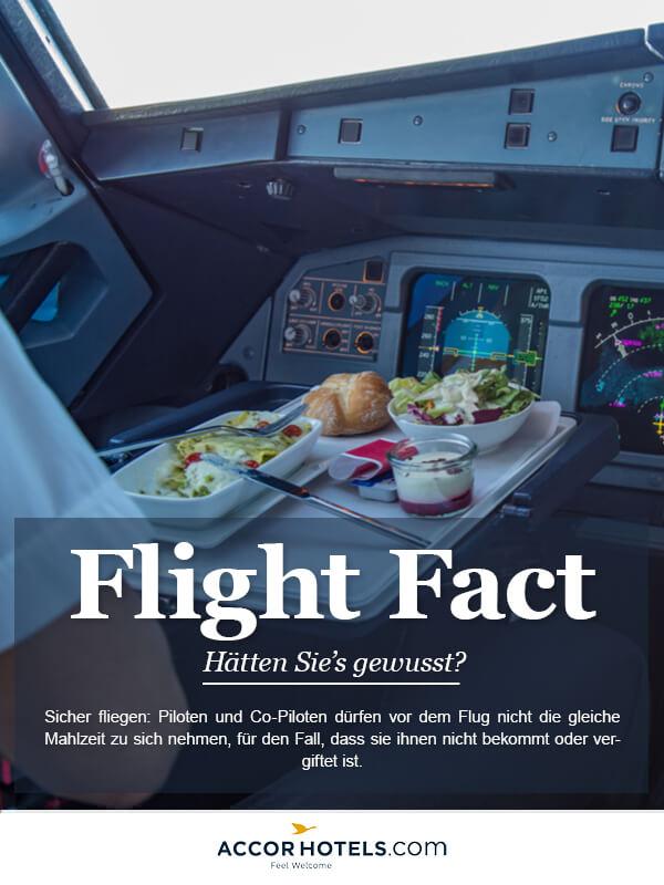 Fun Fact Fliegen