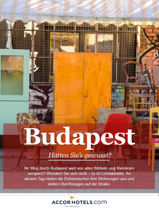 Fun Fact Budapest