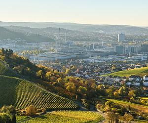 Stuttgart fernab vom Mainstream