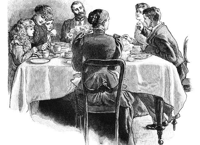 Una breve storia del tè delle cinque