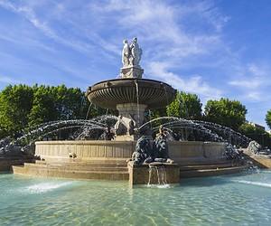 Aix-en-Provence comme un Aixois