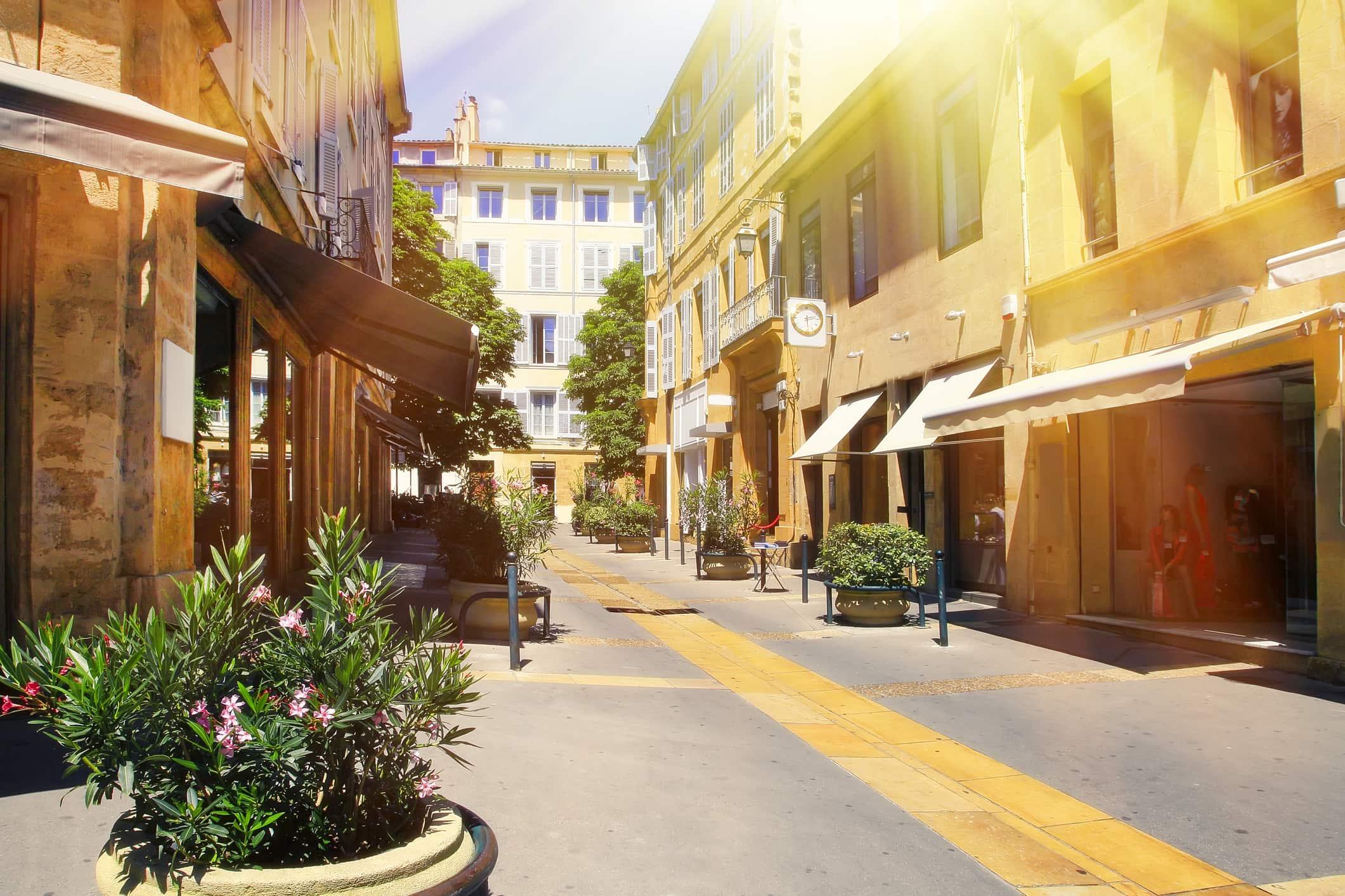 Rue Aix-en-Provence
