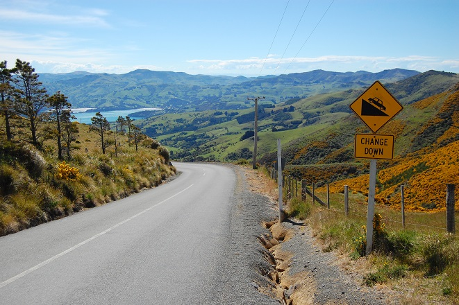 Christchurch Day Drives South Island, New Zealand