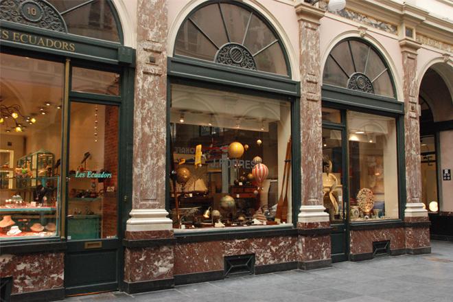 Winkelen Brussel