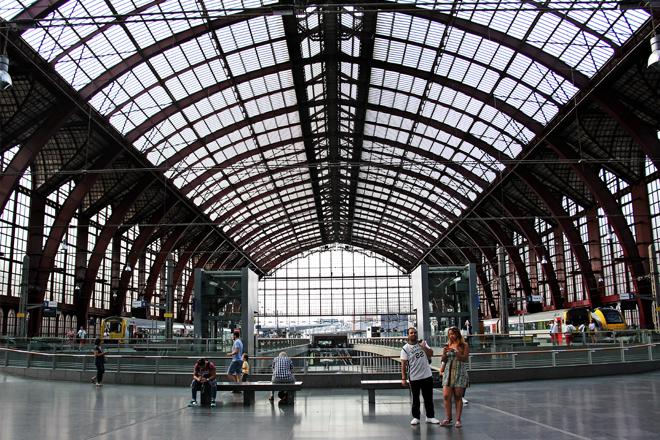 België met de trein