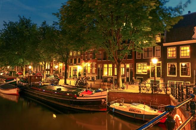 I canali di Amsterdam