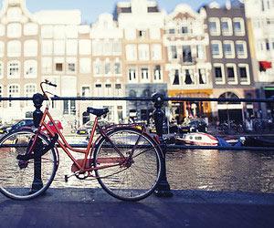 Infographie Amsterdam