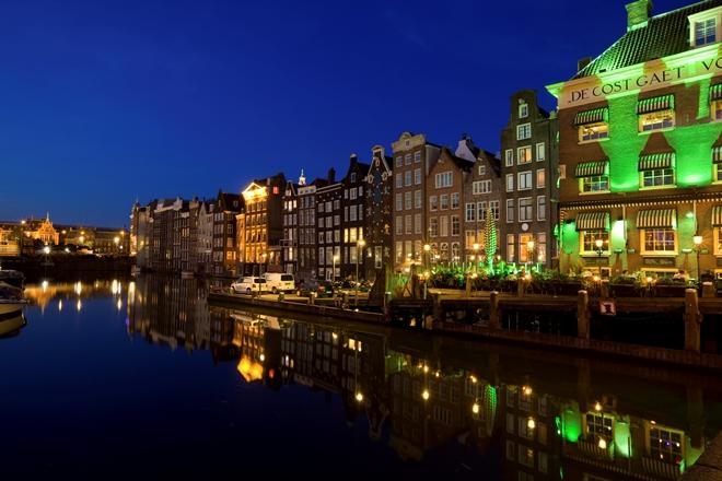 La Vita Notturna ad Amsterdam   Accor