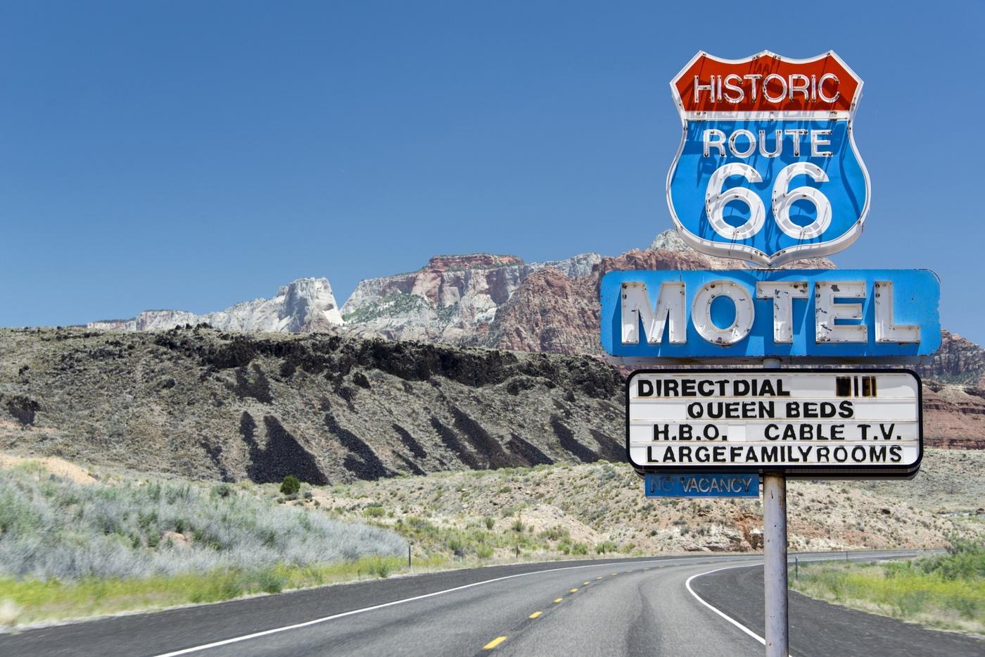 Route 66 American Road Trip