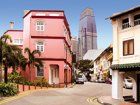 Ann Siang Hill, Singapore. Source: William Cho