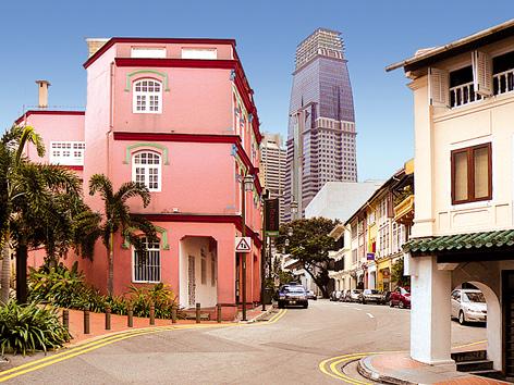 Ann Siang Hill, Singapore. Source: William Cho