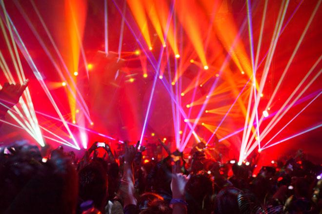 Festa comemoram o Ano Novo em Maceió