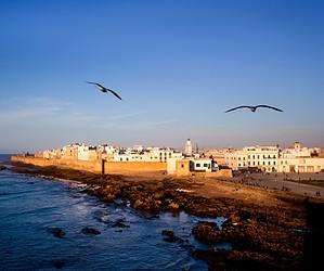 On peut surfer toute l'année au Maroc
