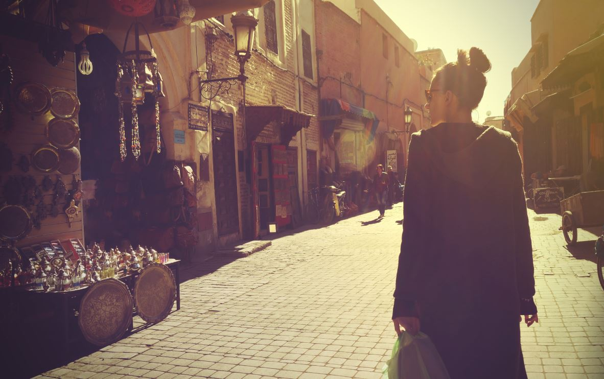 strada marrakech