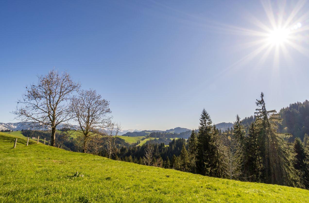 Der Wilde Westen der Schweiz