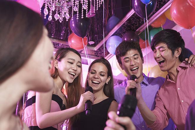 karaoké Séoul