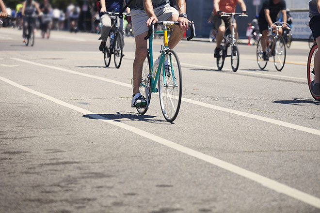 Miami, vélo