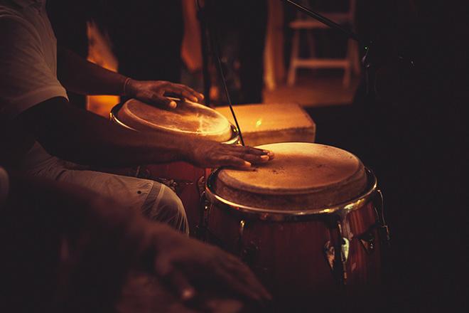 Musicien salsa Cuba